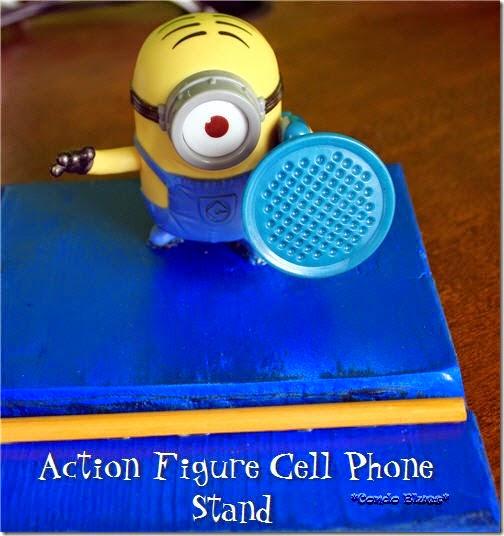 DIYminioncellphonestand