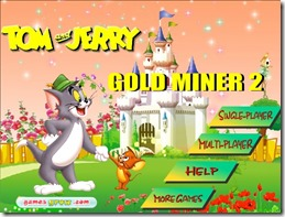 TOM-E-JERRY-GARIMPEIROS