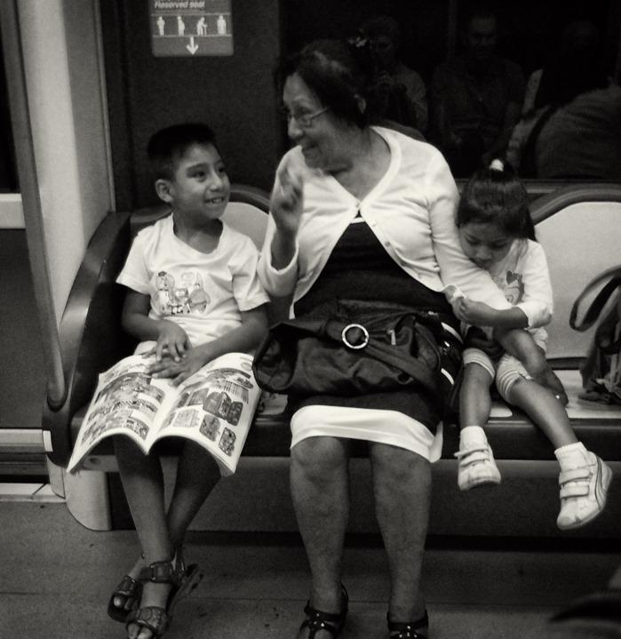 675 la abuela