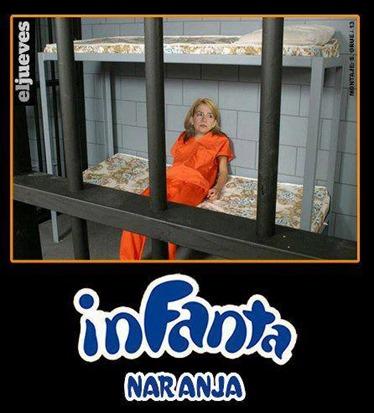 Infanta Cristina imputada