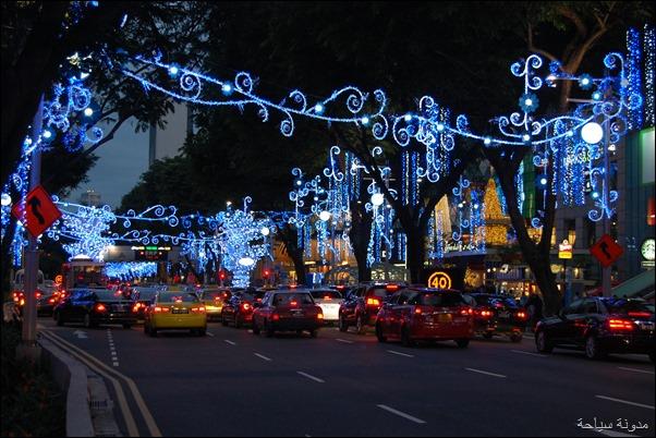 شارع اورشارد سنغافورة