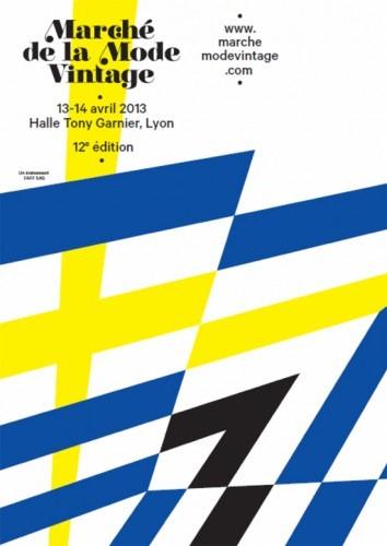 Marché-Mode-Vintage-Lyon-2013-Halle-Tony-Garnier-Affiche-354x500