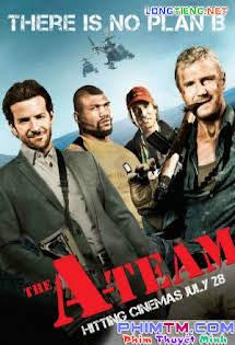 Biệt Đội Hành Động - The A-team Tập 1080p Full HD