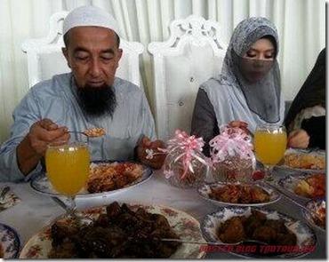 Gambar Ustaz azhar idrus kahwin lagi 2 (1)