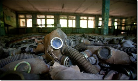 chernobyle tragedy