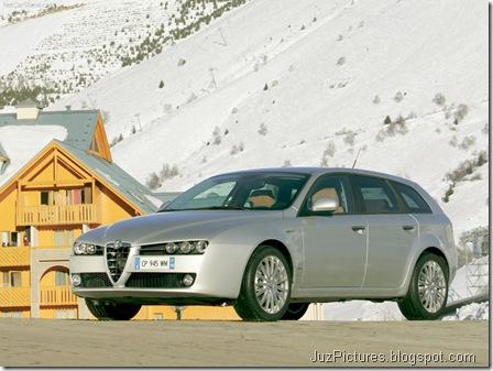 Alfa Romeo 159 Sportwagon 4