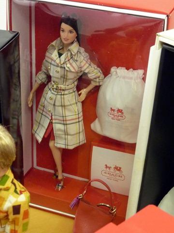 Madrid Fashion Doll Show - Barbie Coach