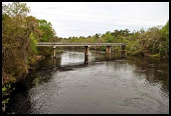 00c - Hiking - Across the Suwannee River