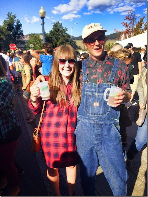 hops fest best dressed