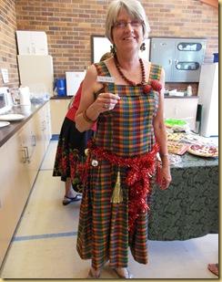 Vicki Xmas dress