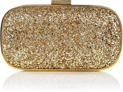 Anya-Hindmarch-Gold-Glitter-Marano-Clutch