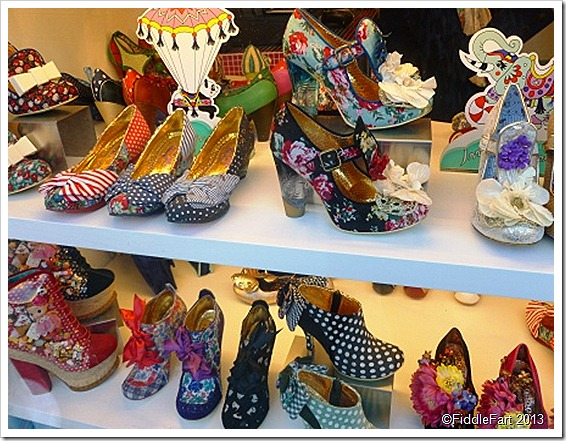 Shoes Portobello Road