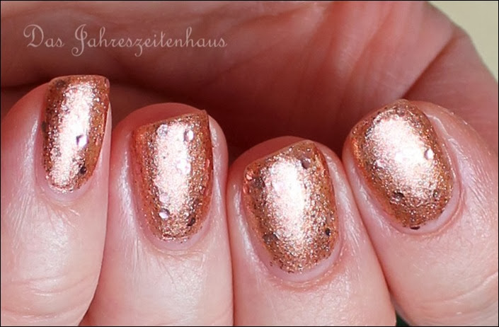 Catrice Luxury Laquers Million Brilliance C08 Glitter me if you can 8