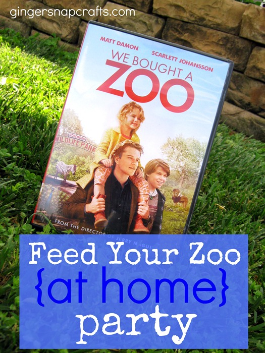feed your zoo at home