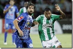 Atlético Nacional vs Godoy Cruz