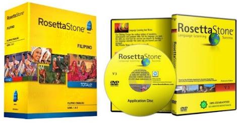 Rosetta Stone FILIPINO (Tagalog) [ Curso Multimedia ] – Curso de idioma FILIPINO de Rosetta Stone, lider mundial en el aprendizaje de idiomas