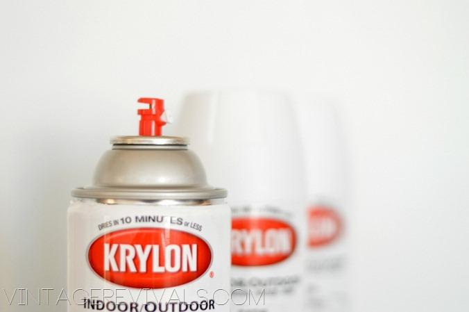 Krylon Nozzle