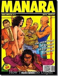 P00011 - Milo Manara 12 - Las Aventuras Africanas de Giuseppe Bergman howtoarsenio.blogspot.com #2