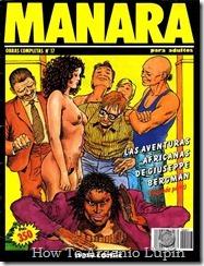 P00011 - Milo Manara 12 - Las Aventuras Africanas de Giuseppe Bergman howtoarsenio.blogspot.com #2