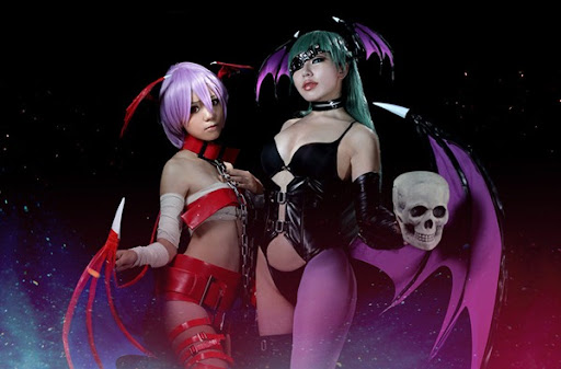Sexy Cosplay Costume Adds a New Lease on Life to the Fantastic Anime World