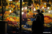 Market in Bursa, Turkey