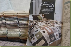The comfort quilt