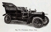 Vauxhall 1906 18 HP