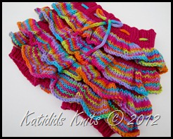 Banshee Ruffled Skirty 003