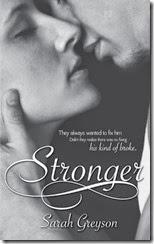 stronger sarah greyson