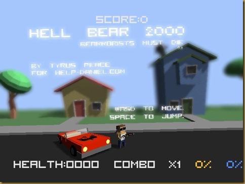 Hell Bear 2000 タイトル