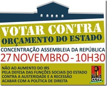 manif.contra OE 2013. Nov.2012