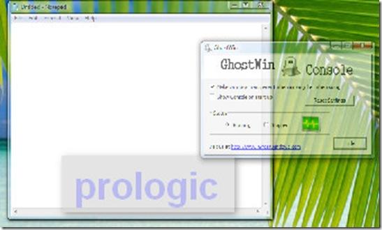 GhostWin - prologic