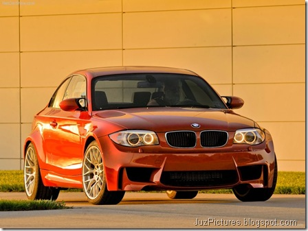 BMW 1-Series M Coupe US Version7