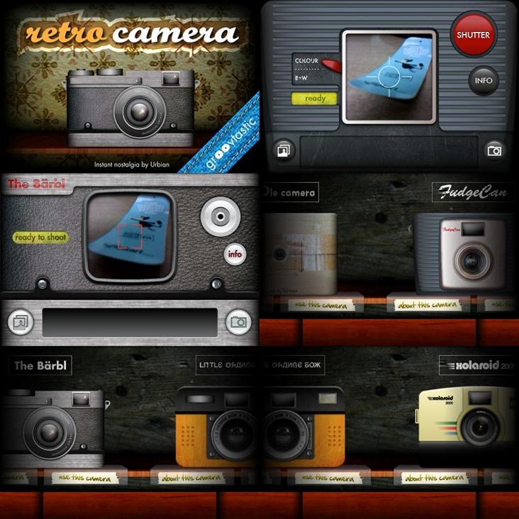 retro camera app android