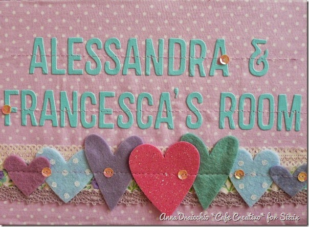 sizzix big shot - door hanger-canvas-decor-girl-room - targa-fuoriporta-bambini-cameretta  by Anna Drai - cafecreativo (2)