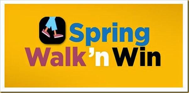 Spring Walk n Win