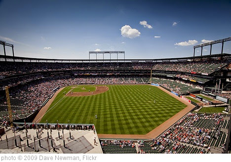 'Camden Yards' photo (c) 2009, Dave Newman - license: https://creativecommons.org/licenses/by/2.0/