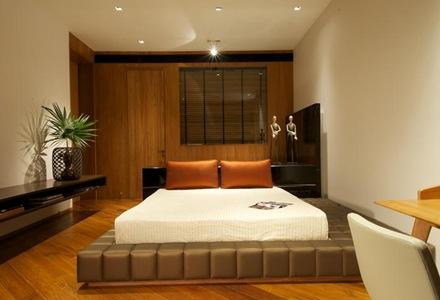 decoracion-habitacion-cama-de-diseño