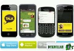 KakaoTalk Aplikasi Chatting Terbaik Untuk Semua Smartphone