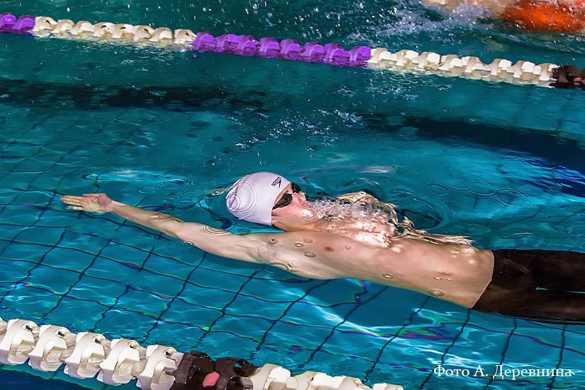 Фотографии. 3 день - 25 апреля 2014, вечер. Чемпионат Украины по плаванию. Харьков. Акварена