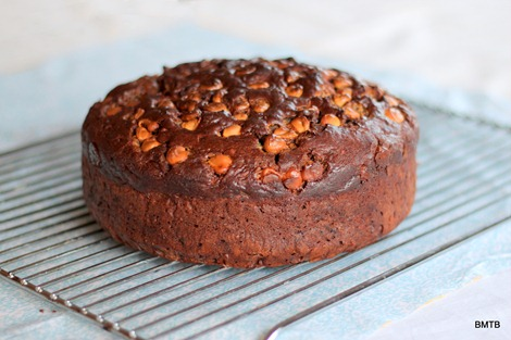 Courgette Choc Cake