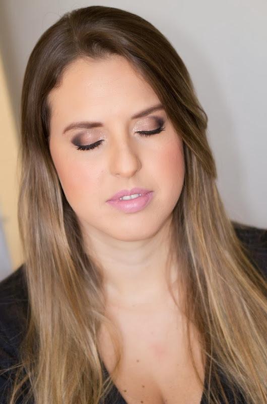 `maquiagem leve para madrinha de casamento