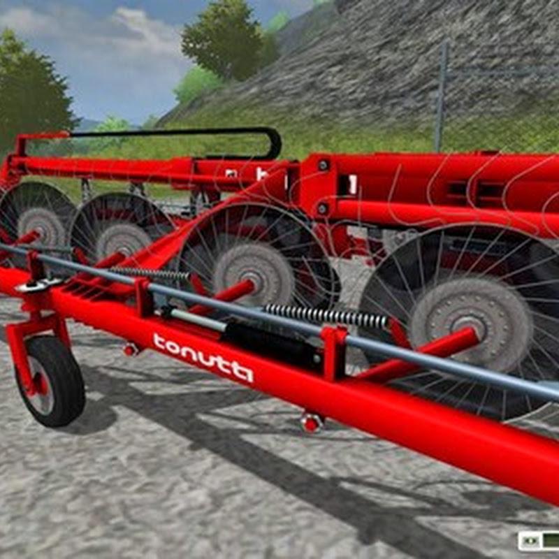Farming simulator 2013 - Tonutti Milennium V 20 v 1.0