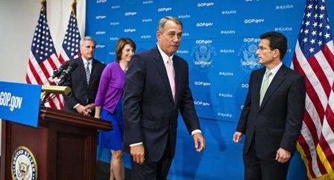 US Syria Boehner