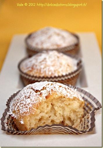 Muffins al latticello