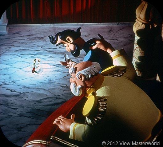 View-Master Walt Disneys Cinderella (B318), Scene 12