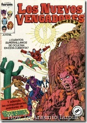 P00017 - Los Nuevos Vengadores #17