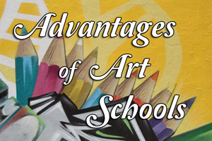 advantages of art