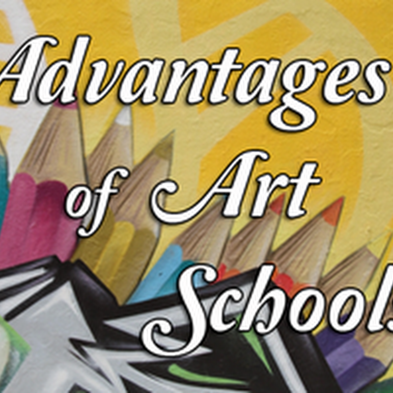 Advantages of Art School for Young Artists