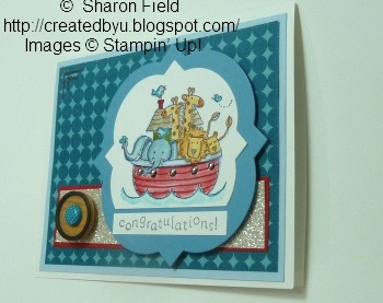 6profile_view_baby_two_bytwo_Card_Sharon_Field